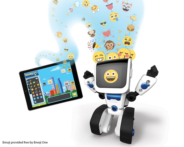 Learn to Code Robot: COJI by WowWee
